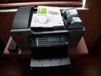 HP Officejet All in One Printer, copy, Scan & Fax Two