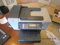 HP Printer - $30 Includes one Sealed Color Ink