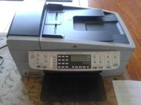 HP Officejet 6310 All In One. Utilized Condition, Works