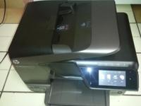 HP OFFICEJET PRO 8600 PLUS PRINTER WITH THIS PRINTER