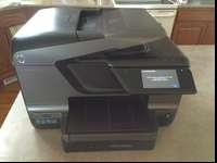 This HP Officejet Pro 8600 Plus Wireless Printer did