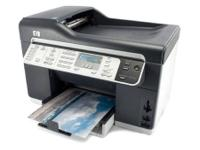 - Full-color All-in-One inkjet prints, scans, faxes,