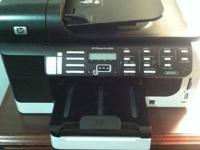 HP OfficeJet Pro 8500 series Color Flatbed All -In- One