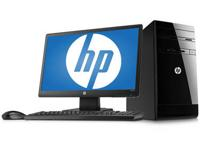 I have a in new condition HP desktop with everything it