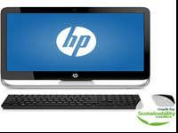 hp pavilion 21-h013w all in one pc brand new never been