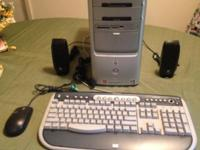Nice HP Pavilion desktop computer. Refurbished with