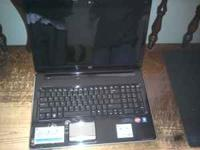 im selling my hp pavilion laptop. it was barley used.