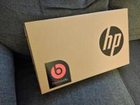 Selling a new HP i5 Laptop in box never been opened.