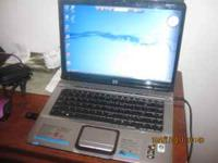HP Pavilion Entertainment Laptop AMD Turion X2 Dual