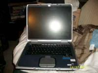 older hp pavilion model ze4400 athalon xp no hard drive