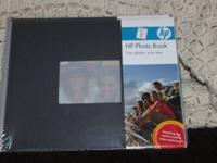 2 Brand New HP Photo Books. $5 each or both for $8.