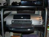 HP photosmart 7150 printer. Works with windows xp; but