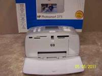 This is a used 4 x 6 photo printer. print direct from