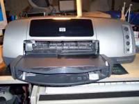 This printer is in like new condition and works
