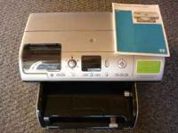 HP Photosmart 8150 Very nice printer used very little