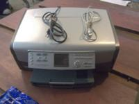Selling a Hp Photosmart all in one printer, scanner,
