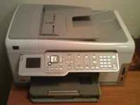 good condition. printer, fax, copy. has photo screen,