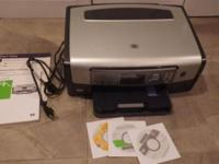 This is a HP C7180 printer. Everything works excellent.