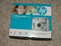 $30 digital camera, HP photosmart M537 This camera is