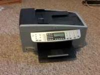 HP Officejet 6310 All-in-one printer/scan/copy/fax. It