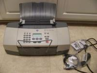 HP 4110 ALL-IN-ONE PRINTER, PRINTER, FAX, SCANNER,