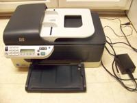 HP OFFICEJET J4680C ALL-IN-ONE, WIFI CAPABLE, PRINTS,