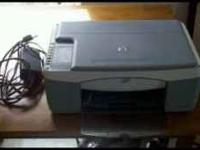 Works Great, HP printer, Scanner, Copier, I just