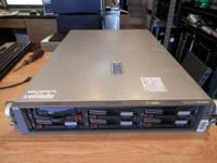 Used HP ProLiant DL380 G3 2x XEON @ 2.8 Ghz 4Gb Memory