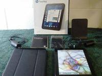 hp tablet 32gb with dock charging video on YouTube. How