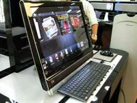 I have an HP Touch Screen IQ500 all in one pc. The