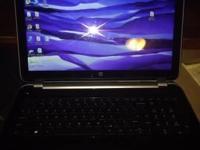Hp Laptop Windows 8 Touchscreen no scratches mint