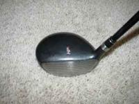 HP Tour Edge 5 wood golf club. in good condition. the