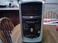 HP PAVILION 512C TOWER.WIN XP HOME EDITION,SERVICE PACK