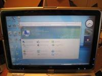 HP TX1040us tablet/laptop convertable. Everything works