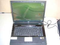 Hp Zv5000 Laptop AMD Turion @ 1.80 GHZ. 160GB Hard