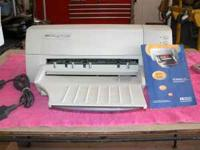 I have a HP 1120C Pro Printer It has not had very much