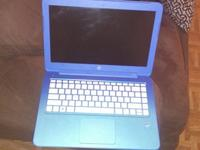 HP 13.3' Streambook Laptop. No problems, no cracks or