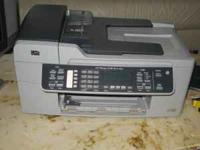 HP OfficeJet Printer/ All-in-One/ Fax-Copy-Scan. Call