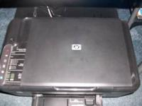 HP Deskjet F4400 printer. Scanner, printer and copier.