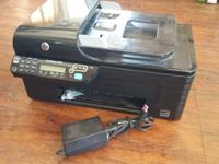 HP all in one Officejet 4500