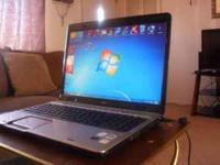 Hi selling my good working laptop, gaming specialized.