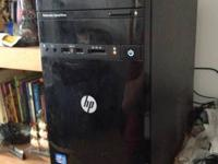 Like new HP home theater desktop - *Some use* -  *will
