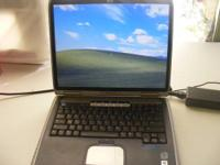 Up for sale is an HP Pavilion ZE4500 laptop that I am