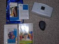 I am selling a HP Photosmart A516 Photo Printer. It's