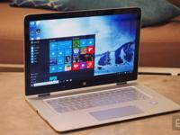 HP Spectra x360 Laptop New VERY HIGH END. Verified via