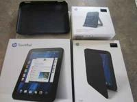 Like New HP Touchpad 16GB HP Touchstone Charging Dock