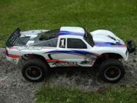 I have for sale an HPI 5T desert truck which I