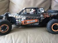 I have a 100% brand new HPI Apache C1 Flux Buggy which