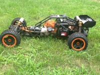 Selling 2 hpi racing bajas 5t and a 5b    First is the