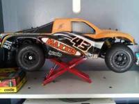 I HAVE A Hpi Blitz WITH Castle Creations SCT MOTOR AND